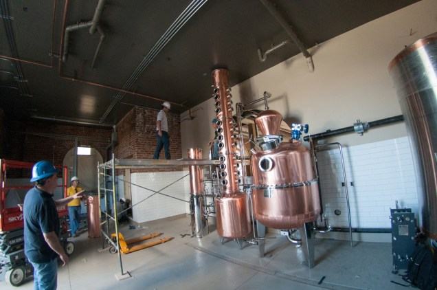 The Depot Craft Brewery Distillery