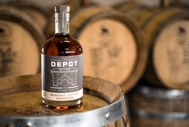 The Depot Bourbon