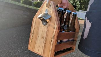 How to Build Inlaid Wood Bottle Openers - Drink Beer Build Stuff