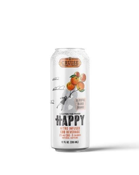 Cruise Beverage Blissful Blood Orange