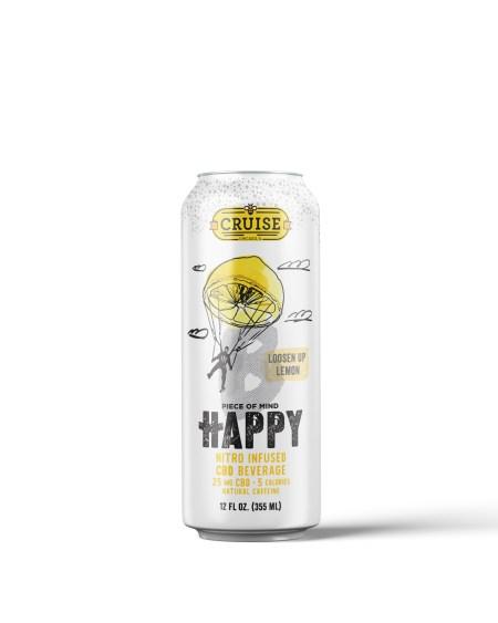 Cruise Beverage Loosen Up Lemon