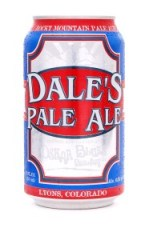 Oskar Blues Dales Pale Ale can