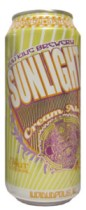 Sun King Sunlight Cream Ale can