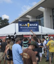 Moon River at the Savanna Craft beer fest