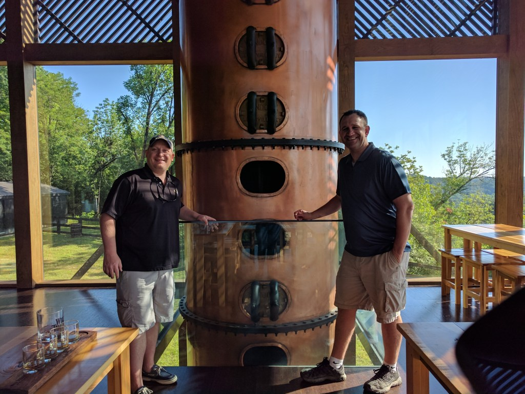 Kentucky Bourbon Trail Trip