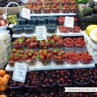 Fruit stand, Helsinki