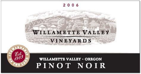 2006 Willamette Valley Vineyards Pinot Noir