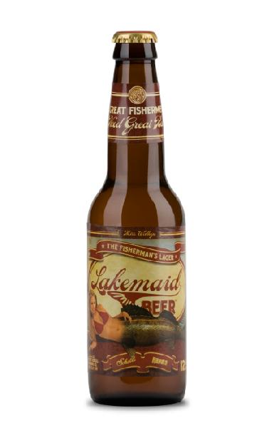 August Schell Lakemaid Beer