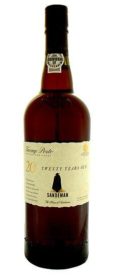 Sandeman Tawny Port 20 Years Old (2008)