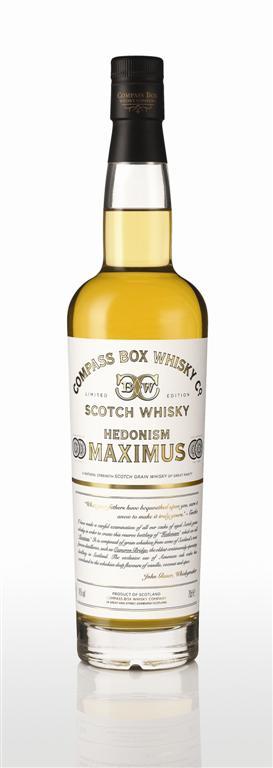 Compass Box Hedonism Maximus