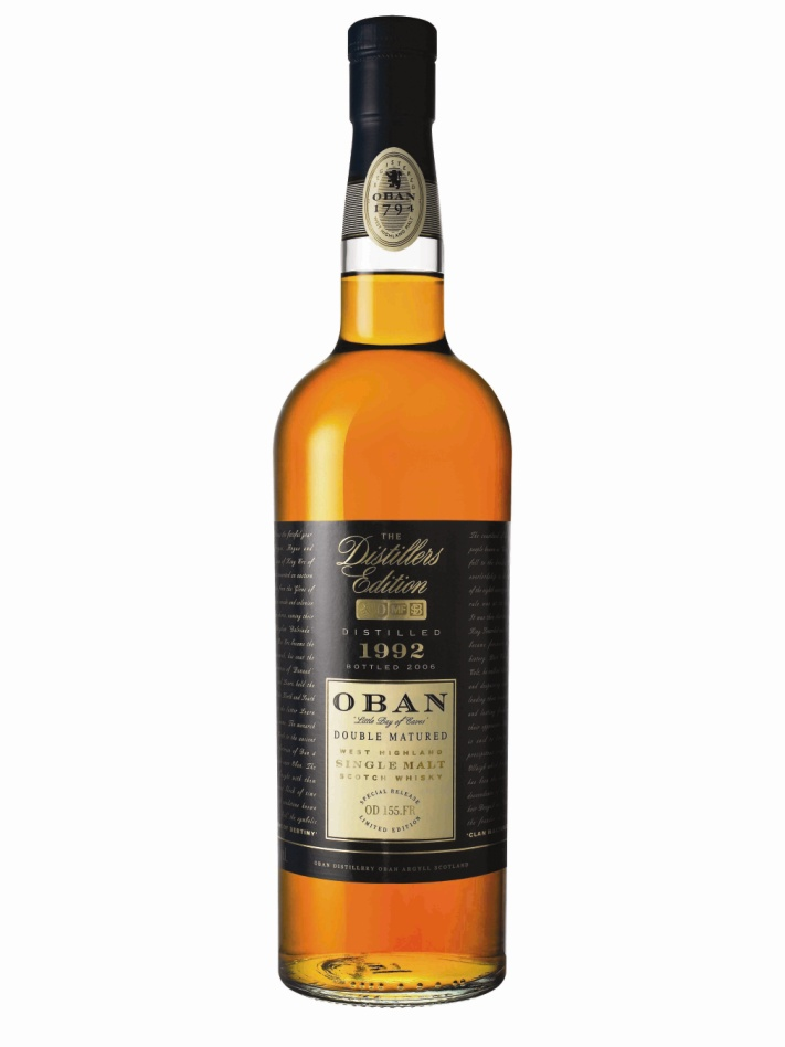 Oban 1993 Distiller's Edition