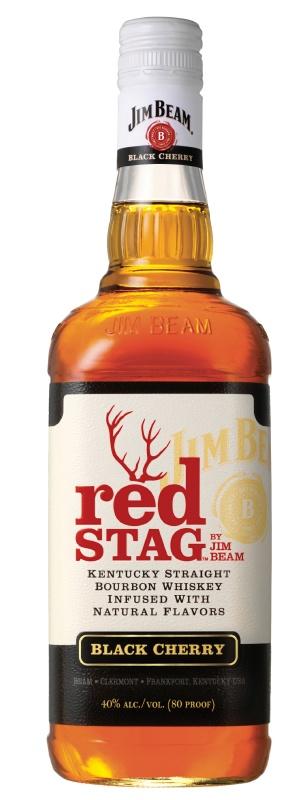 Red Stag by Jim Beam Black Cherry Bourbon