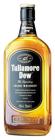 Tullamore Dew Irish Whiskey (2009)