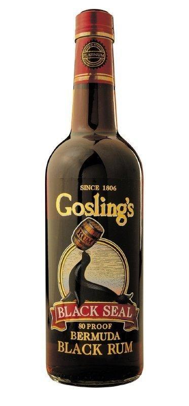 Gosling's Black Seal Black Rum