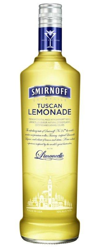 Smirnoff Tuscan Lemonade