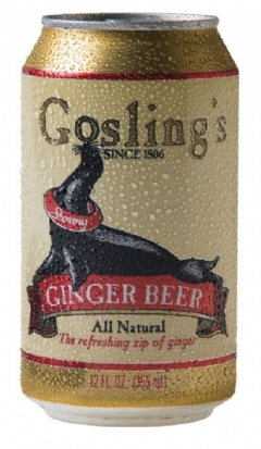 Gosling's Stormy Ginger Beer