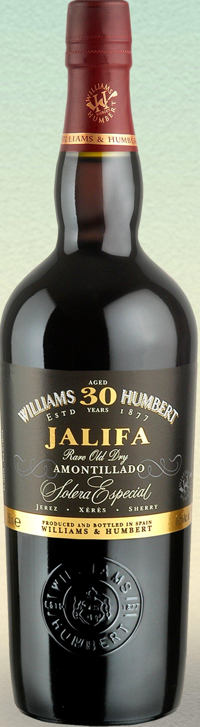 Jalifa Rare Old Amontillado Solera Especial 30 Years Old