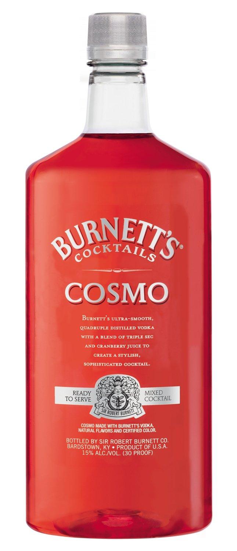 Burnett's Cosmo