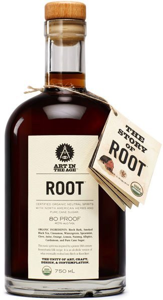 """Art in the Age"" Root Liqueur"