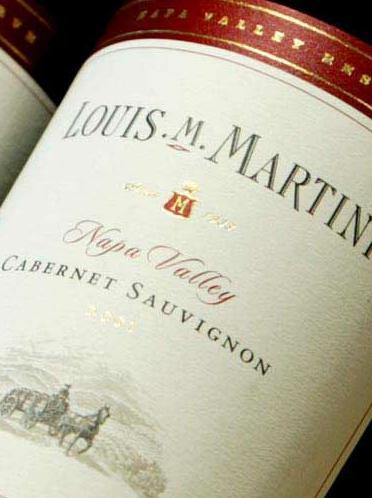 2006 Louis M. Martini Cabernet Sauvignon Napa Valley