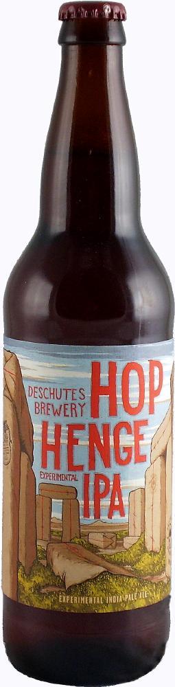 Deschutes Brewery Hop Henge Experimental IPA (2010)