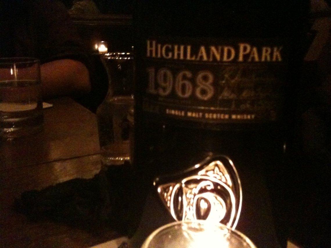 Highland Park 1968 Limited Edition
