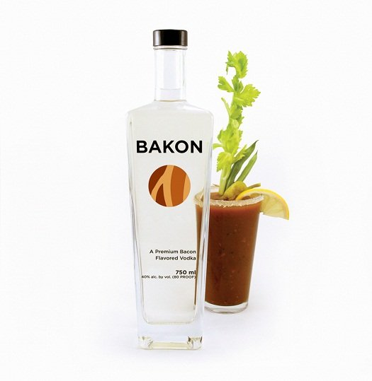 Bakon Bacon-Flavored Vodka