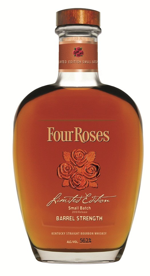 Four Roses Limited Edition Small Batch Bourbon 2010 Edition