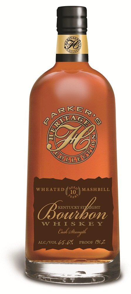 Parker's Heritage Collection Wheated Bourbon 4th Edition (2010)
