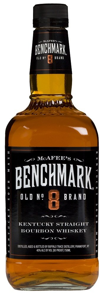 McAfee's Benchmark Old No. 8 Bourbon