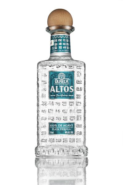 Olmeca Altos Plata Tequila (2010)