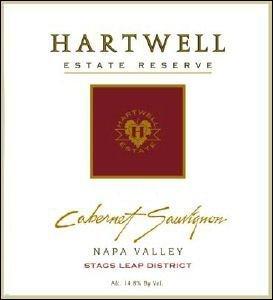 2006 Hartwell Estate Reserve Cabernet Sauvignon Stags Leap District