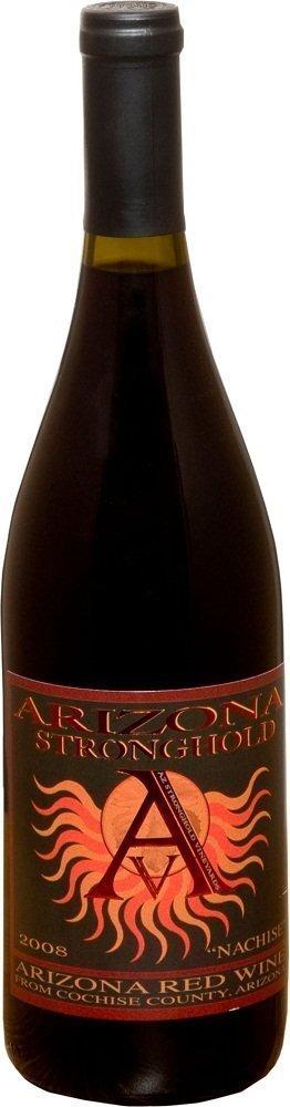 """2009 Arizona Stronghold """"Nachise"""" Arizona Red Wine"""
