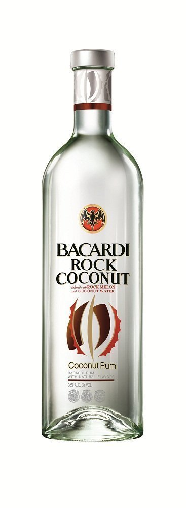 Bacardi Rock Coconut Flavored Rum