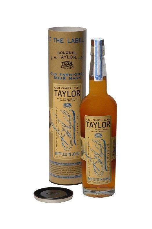 Col. E.H. Taylor Old Fashioned Sour Mash Bourbon