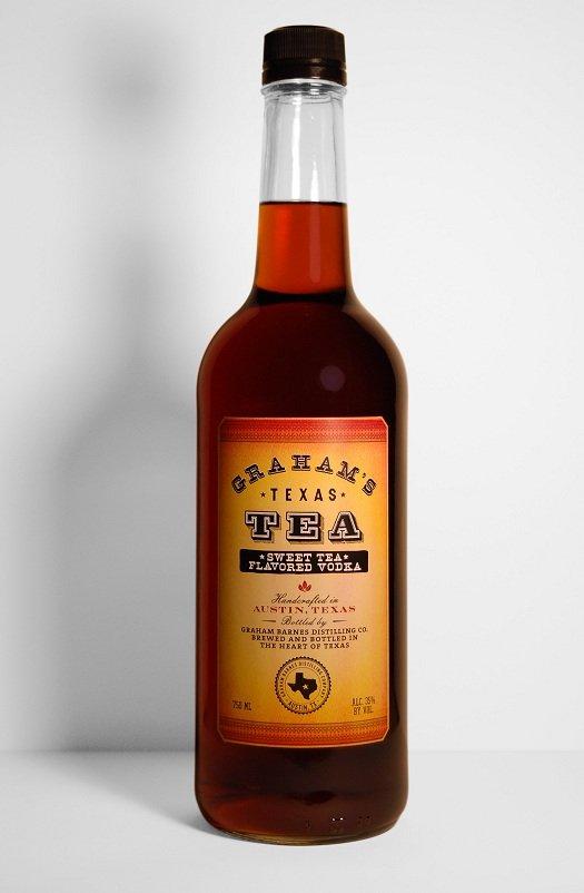 Graham's Texas Tea Flavored Vodka