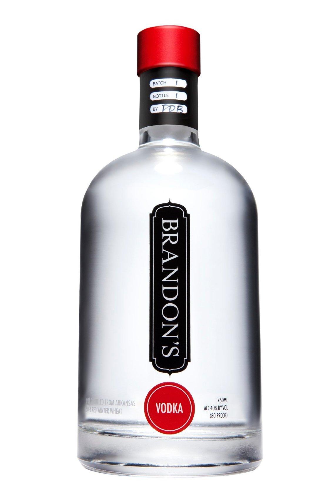 Brandon's Vodka