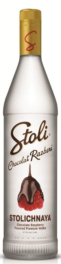 Stolichnaya Stoli Chocolat Razberi Vodka
