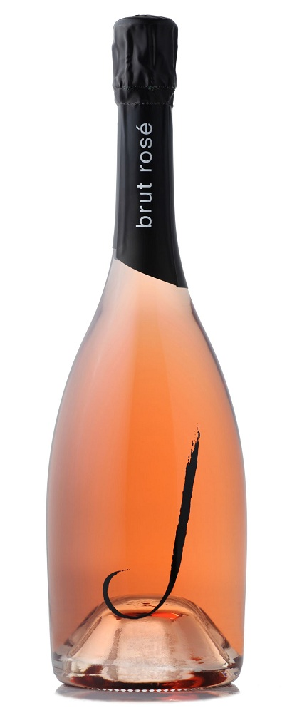 NV J Vineyards Brut Rose Sparkling Wine (2011)