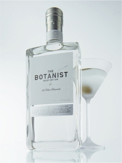 The Botanist Islay Dry Gin (2012)