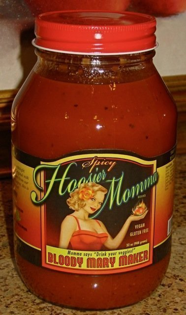 Hoosier Momma Spicy Bloody Mary Maker
