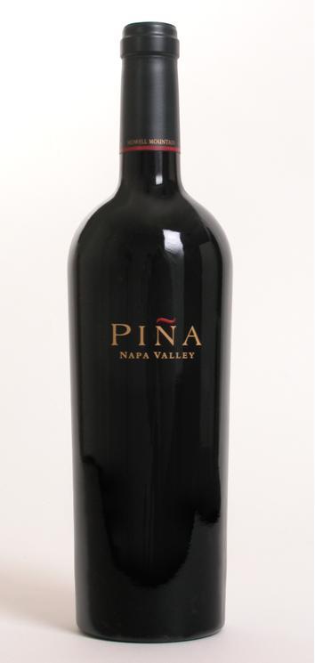 2011 Pina Napa Valley Cabernet Sauvignon D'Adamo Vineyard Napa Valley