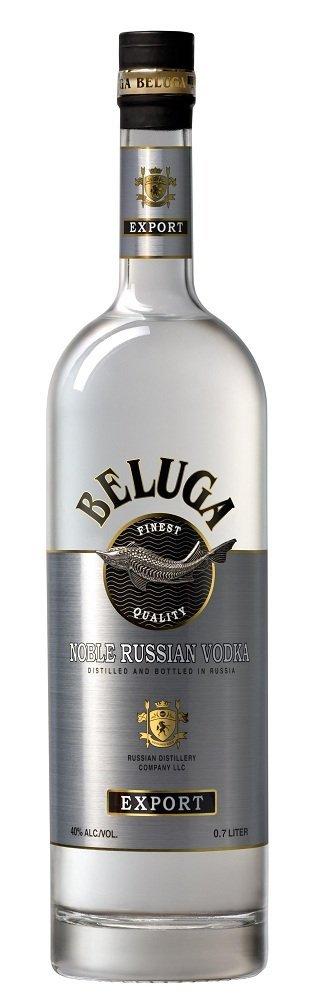 "Beluga Noble Russian Vodka ""Export"""