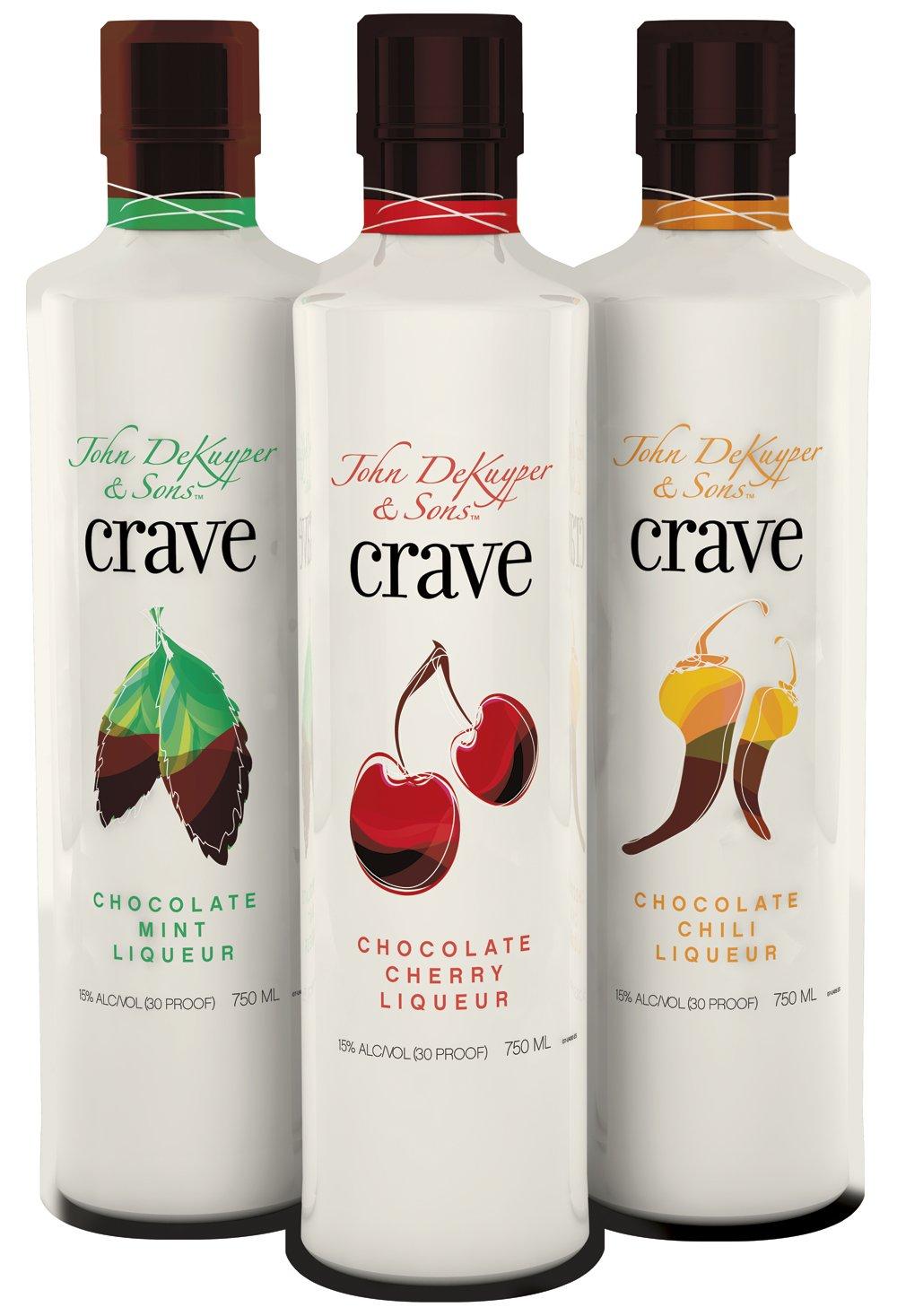Dekuyper JDK&Sons Crave Chocolate Chili Liqueur