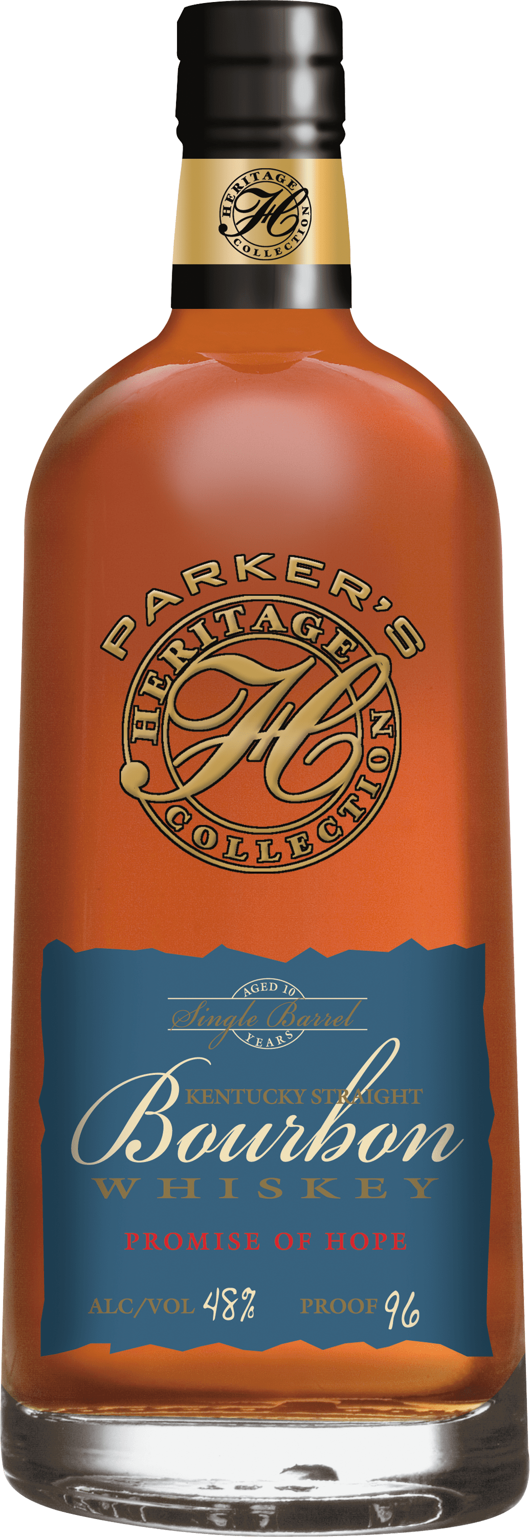 Parker's Heritage Collection Promise of Hope Bourbon (2013)