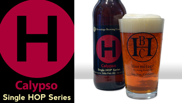 Hermitage Brewing Company India Pale Ale Single Hop Series - Calypso