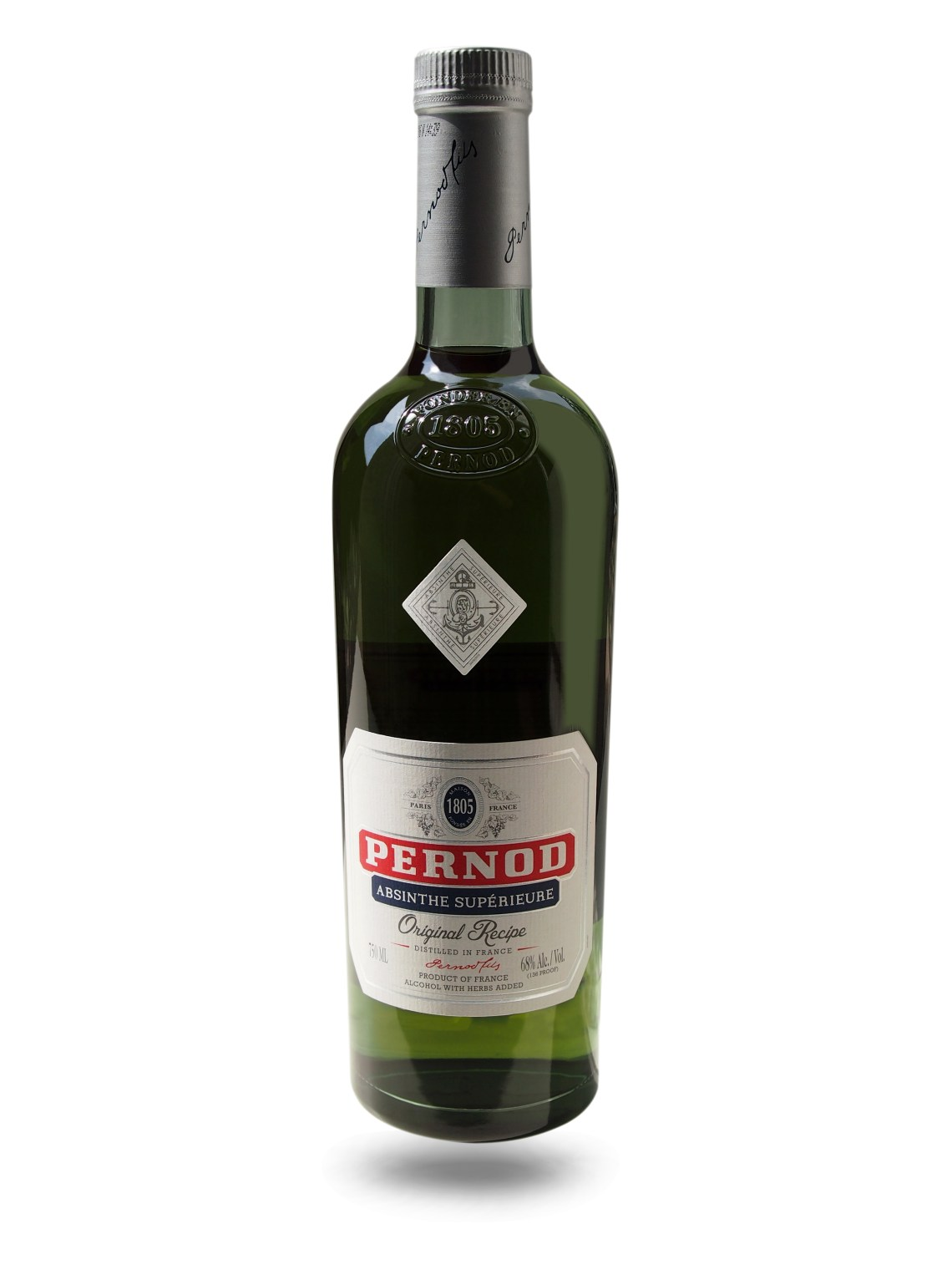 "Pernod Absinthe ""Original Recipe"" (2014)"