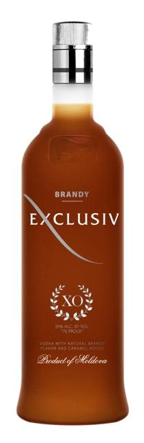 Exclusiv XO Napoleon Brandy-Flavored Vodka