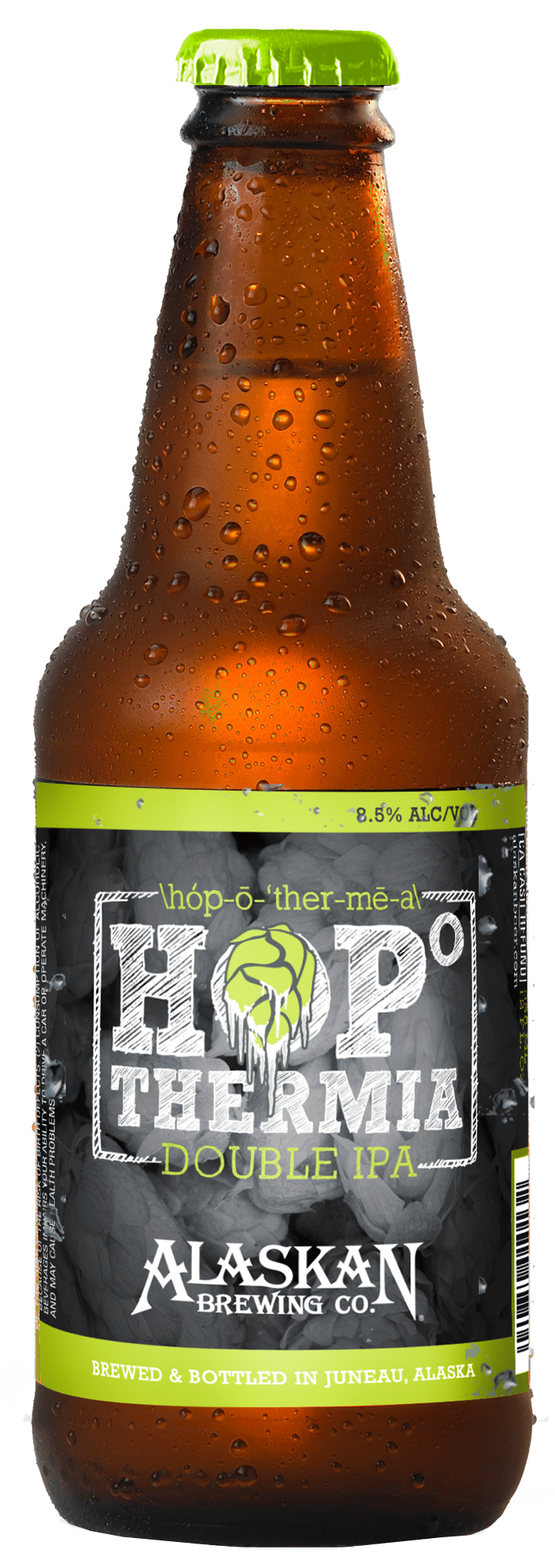Alaskan Brewing Co. Hopothermia Double IPA