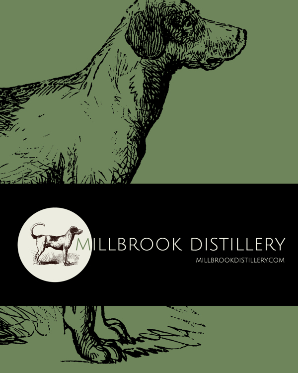 Millbrook Distillery Dutchess Private Reserve Bourbon